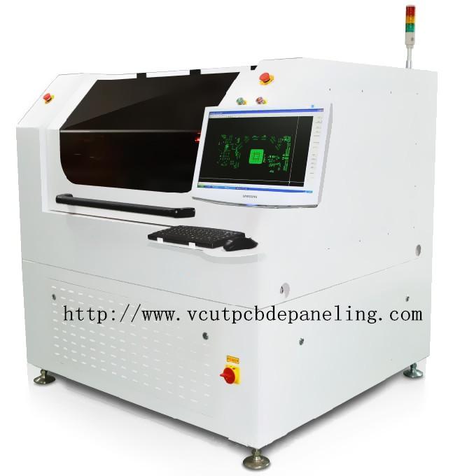 Laser UV che perfora la tagliatrice del laser di CNC per il PWB, CE della taglierina del laser del PWB
