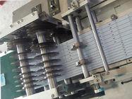 Porcellana La tagliatrice regolabile del PWB del nero della velocità con facilita la manopola di adeguamento società