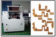 Porcellana macchina flessibile della tagliatrice/incisione laser del laser di CNC del circuito stampato 10W società