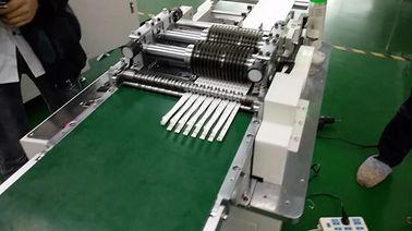 Tagliatrice del PWB LED di lunga vita con l'unità di controllo dello schermo di computer