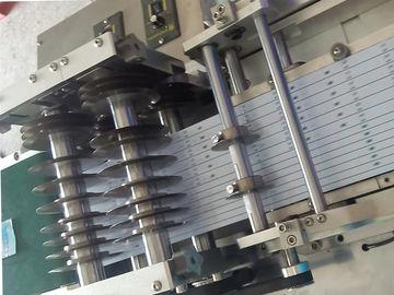 La tagliatrice regolabile del PWB del nero della velocità con facilita la manopola di adeguamento