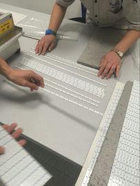 Tagliatrici di alluminio V tagliata automatica del PWB LED del piatto 2600 * 580mm * 980mm