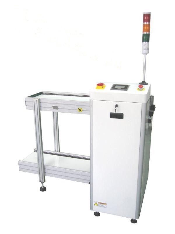 Linea automatica PWB affidabile di SMT dello scaricatore del caricatore del PWB che tratta i trasportatori
