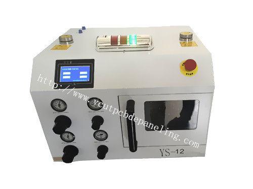 Ugelli automatici della macchina 12 di pulizia del PWB di AC220v in una volta