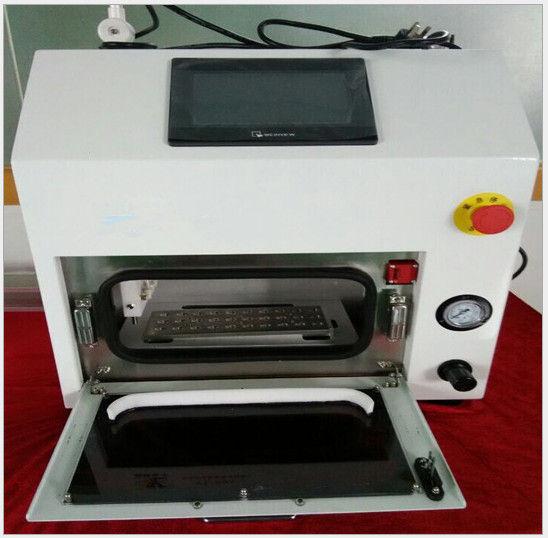 La macchina automatica bianca di pulizia del PWB dell'operazione facile pulisce l'ugello