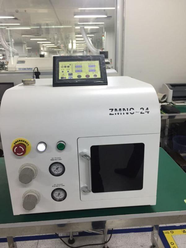 Macchina a basso rumore di pulizia del circuito stampato della lavatrice del PWB dell'ugello